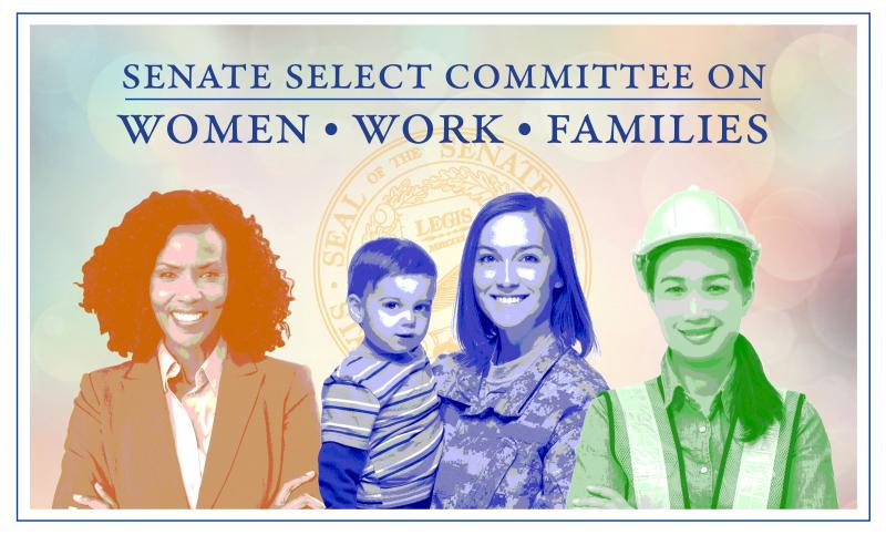 Senate Select Committee on Women, Work and Families